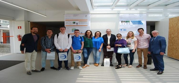 Presentación proyectos EBT alumnos